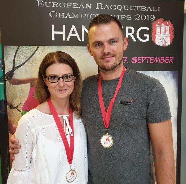 Czempisz und Mesecke gewinnen Hamburger Meisterschaften