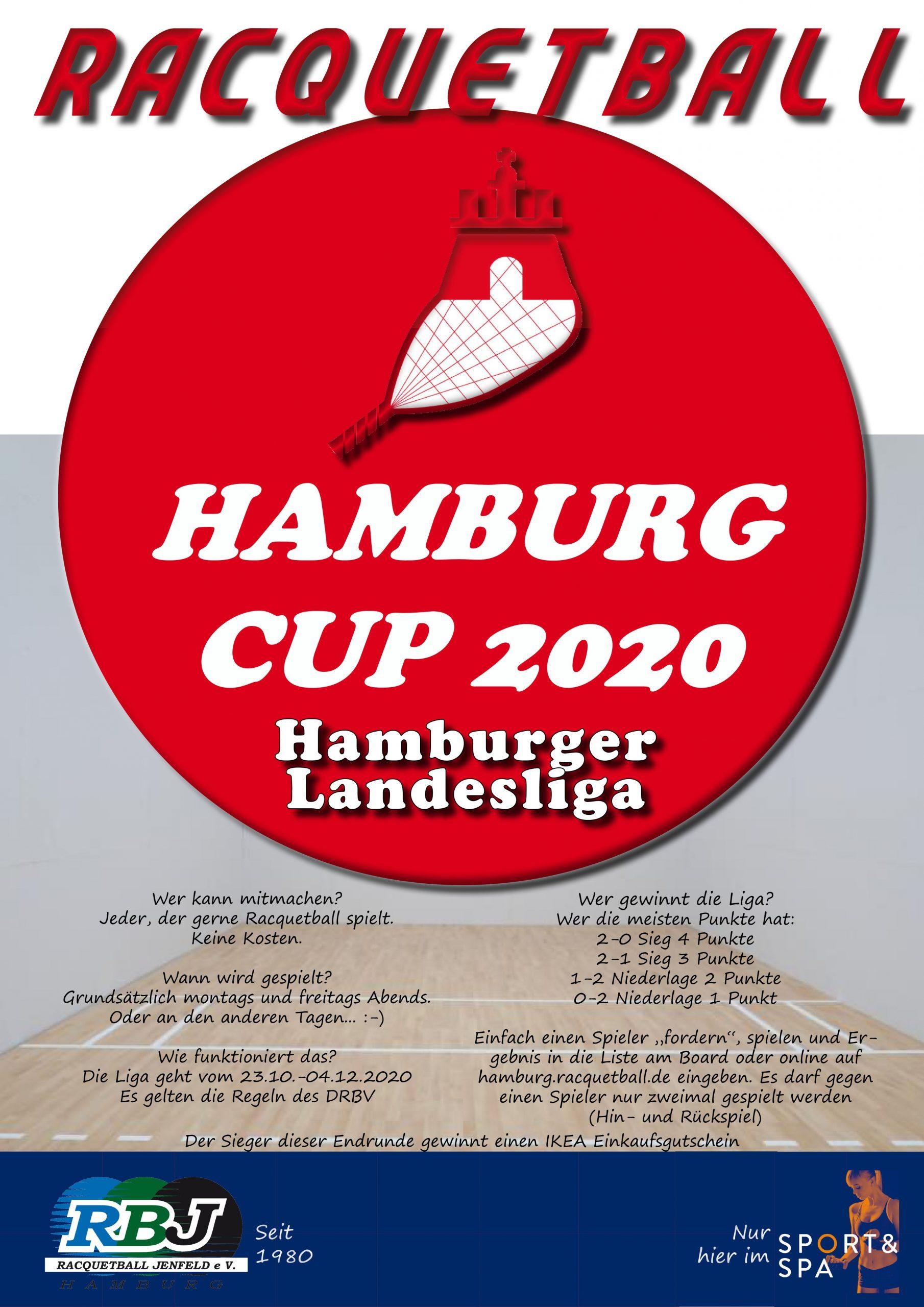 Landesliga 2020 startet am 23.10.
